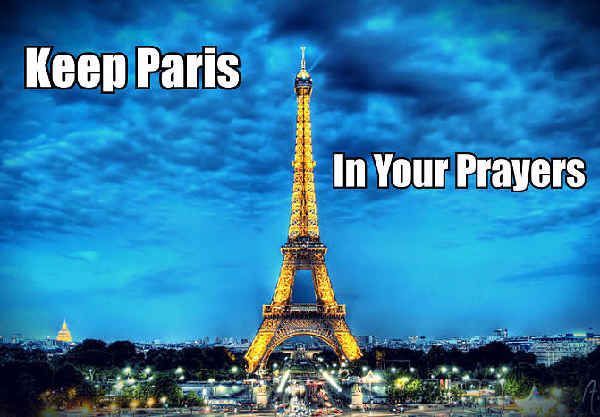 巴黎再次遭遇恐怖袭击