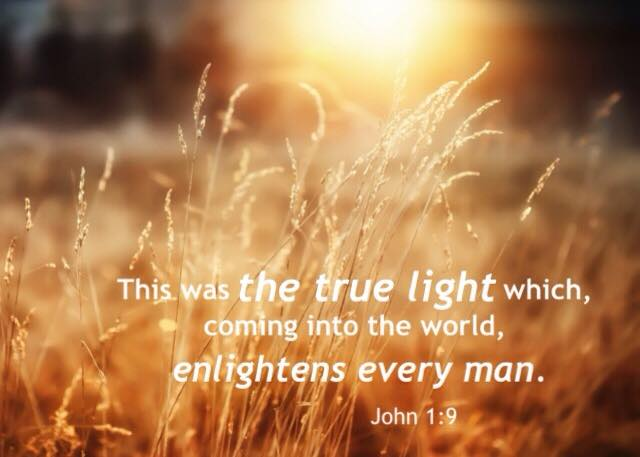 【读圣经学英语】照亮每一个人 Enlightens every man
