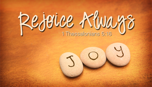 喜乐在基督里