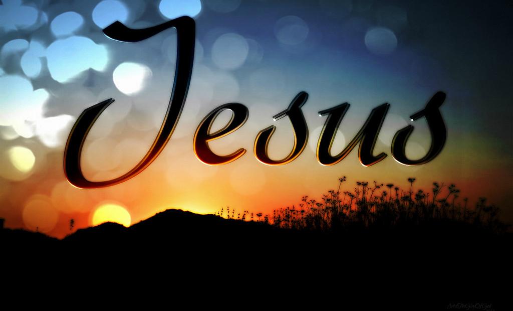 【读圣经学英语】使他痊愈的是耶稣
