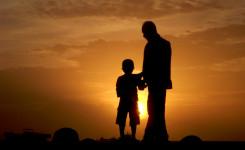 [父亲节专题]陪着我一起走,爸爸!