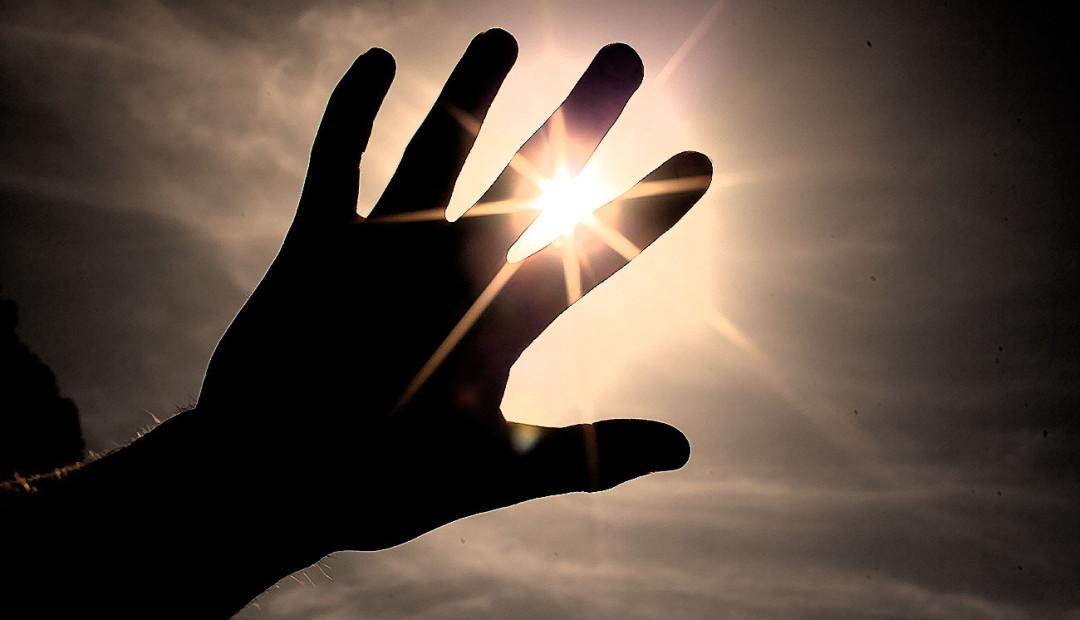 他所感谢的主是谁?