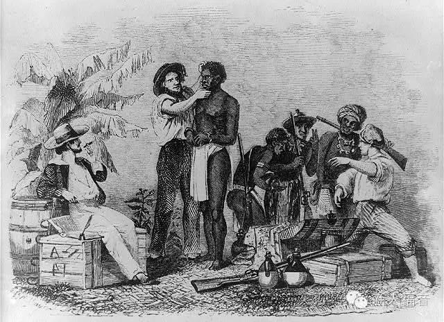 一个黑奴的故事