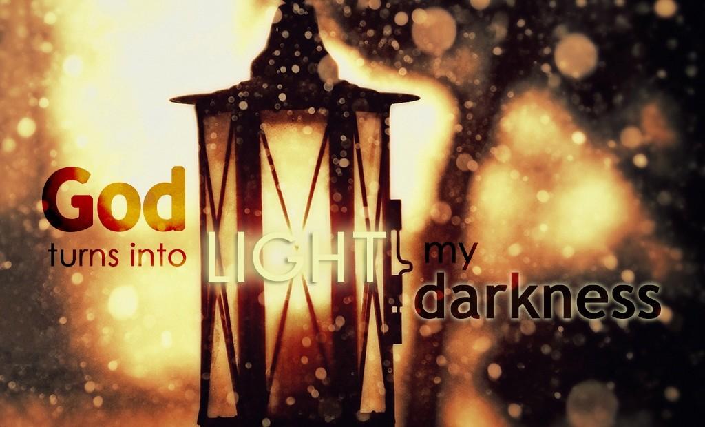 心,因为黑暗而寻求光明(上)