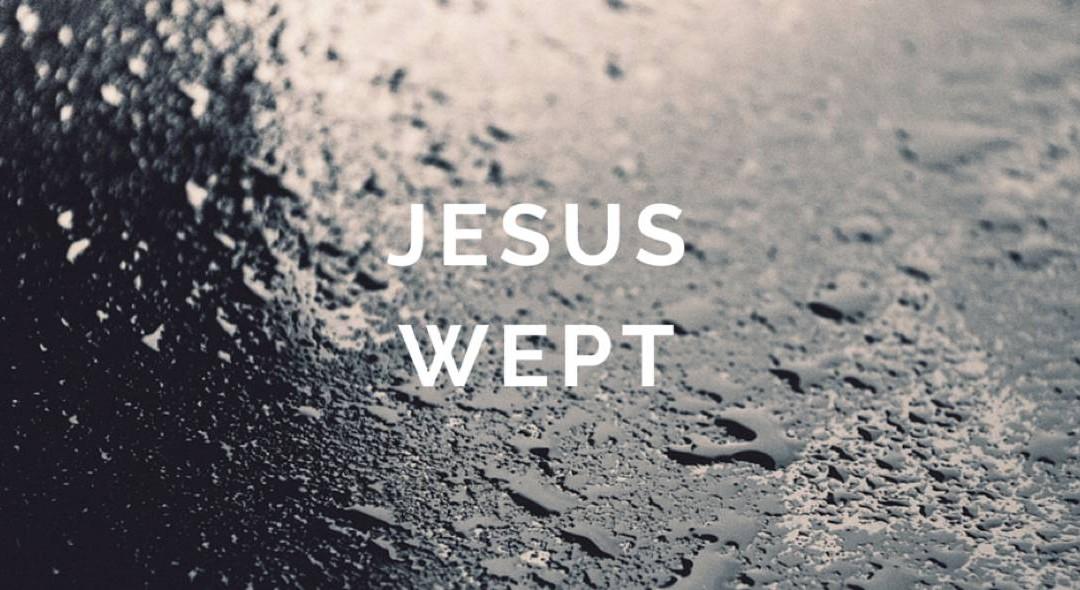 【读圣经学英语】耶稣哭了