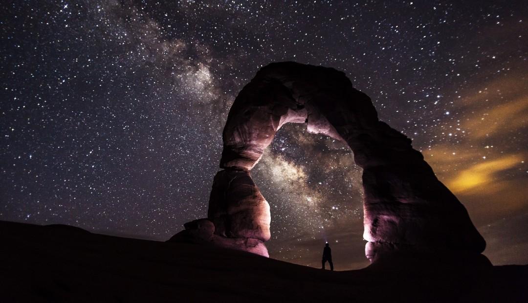 星空与实体