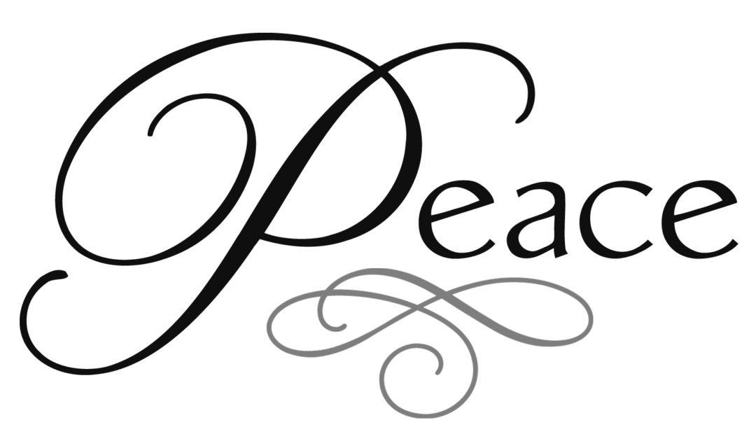 【读圣经学英语】里面有平安