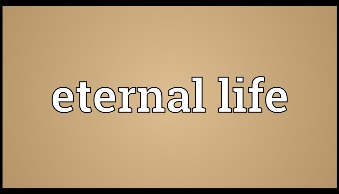 【读圣经学英语】永远的生命