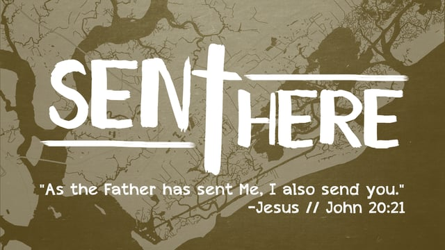 【读圣经学英语】耶稣又对他们说