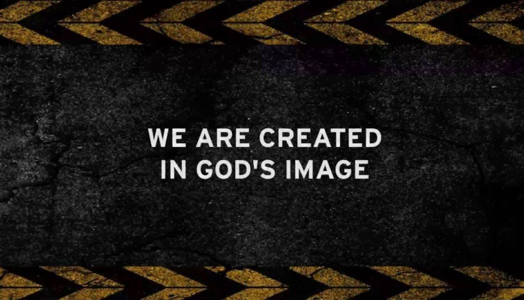 【鱼和饼】神就按着自己的形像创造人