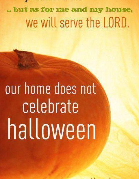 基督徒为什么不过万圣节?