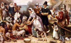 感恩节的由来与意义