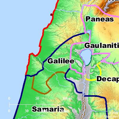 【读圣经学英语】到加利利