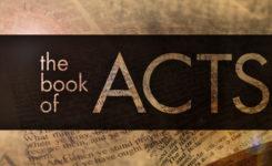 第二十八讲:使徒行传—神的话