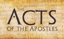 第二十九讲:使徒行传—彼得信息