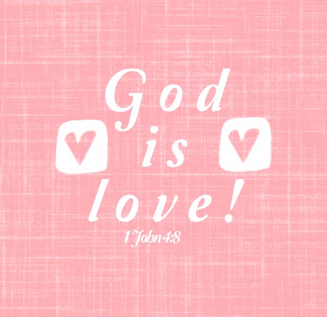 【鱼和饼】因为神就是爱