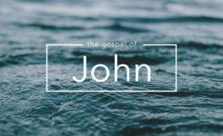第二十四讲:约翰福音—三一神