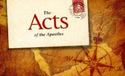 第三十二讲:使徒行传—保罗信息(一)
