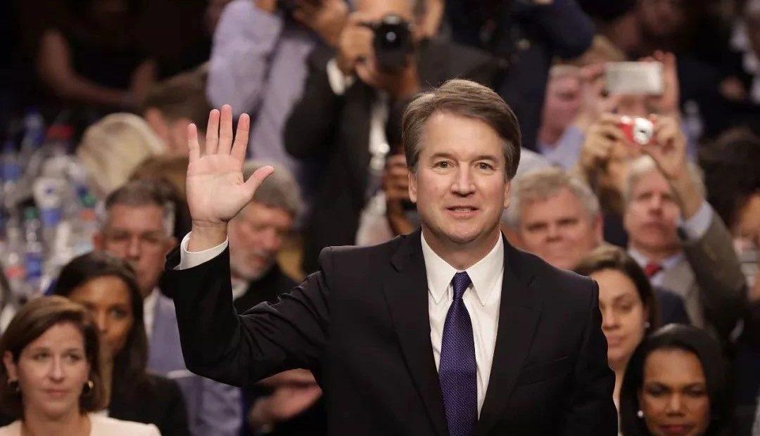 从大法官候选人被控告说起