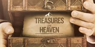 【读圣经学英语】积蓄财宝在天上