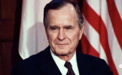 """""""来,你来看这个人""""——从老布什去世说起"""