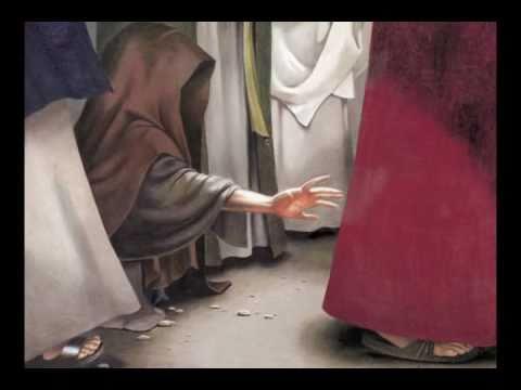 【读圣经学英语】祂的衣服