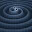 引力波|时空涟漪|爱因斯坦又对了!