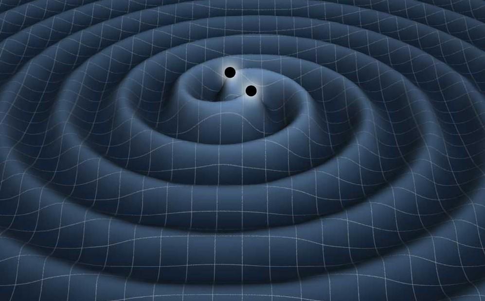 引力波 时空涟漪 爱因斯坦又对了!