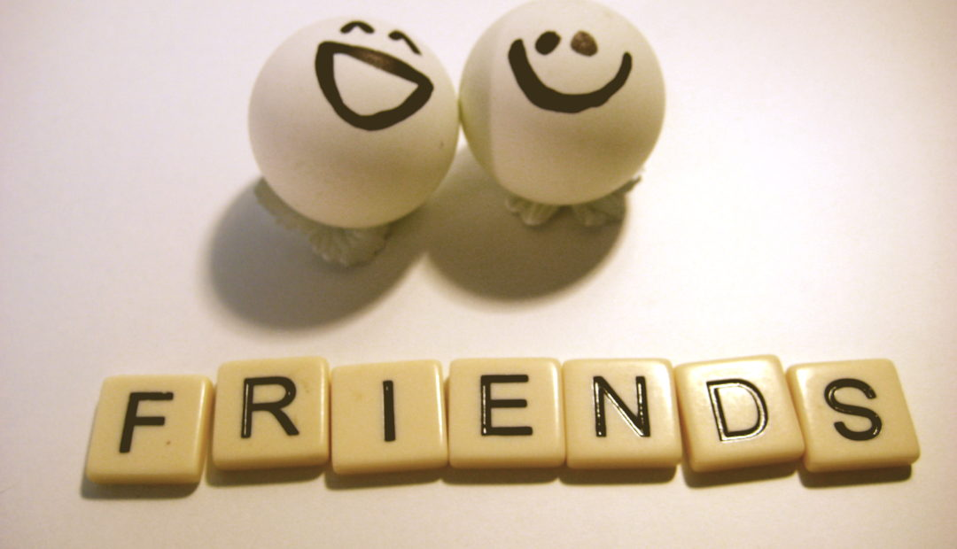 【读圣经学英语】乃称你们为朋友