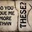 【读圣经学英语】你爱我比这些更深么?