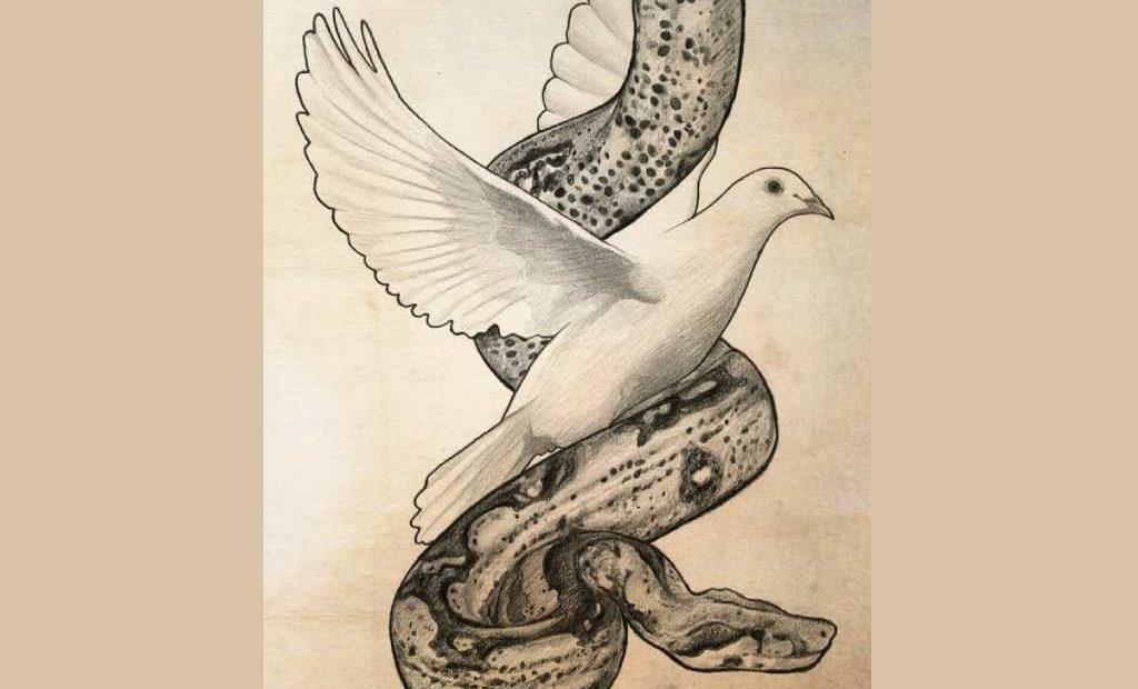 【读圣经学英语】要灵巧像蛇
